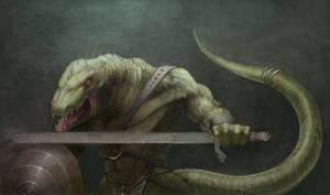 Saurian by mindsiphon