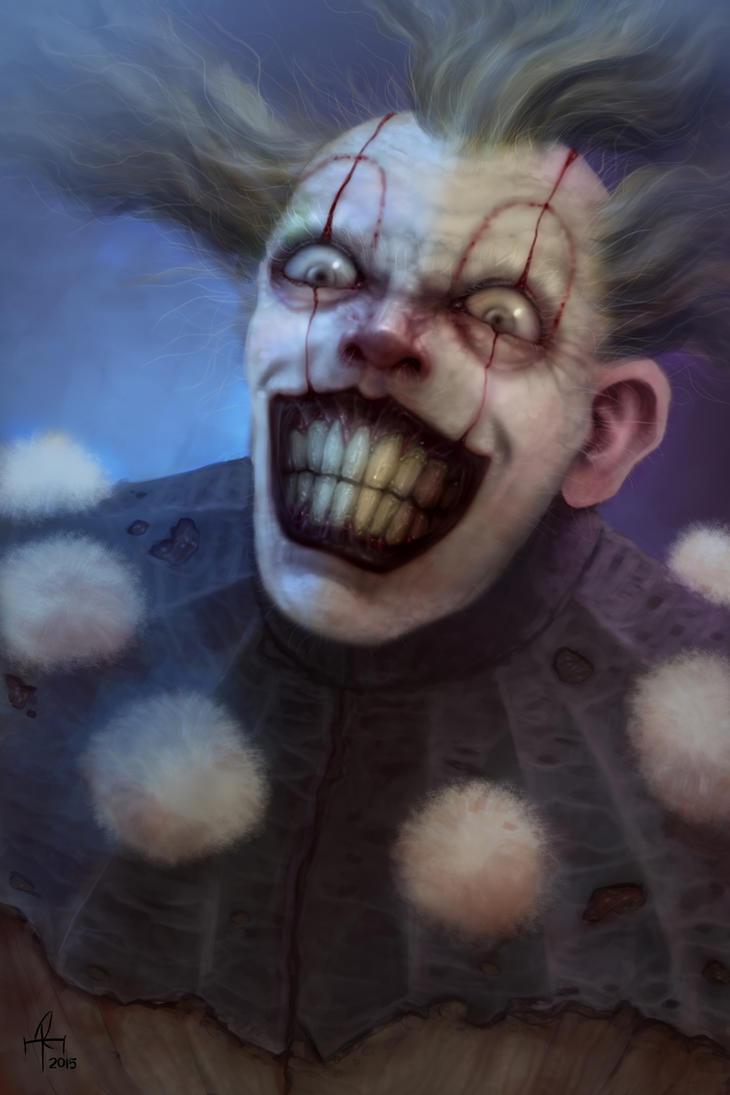 Clowny by mindsiphon