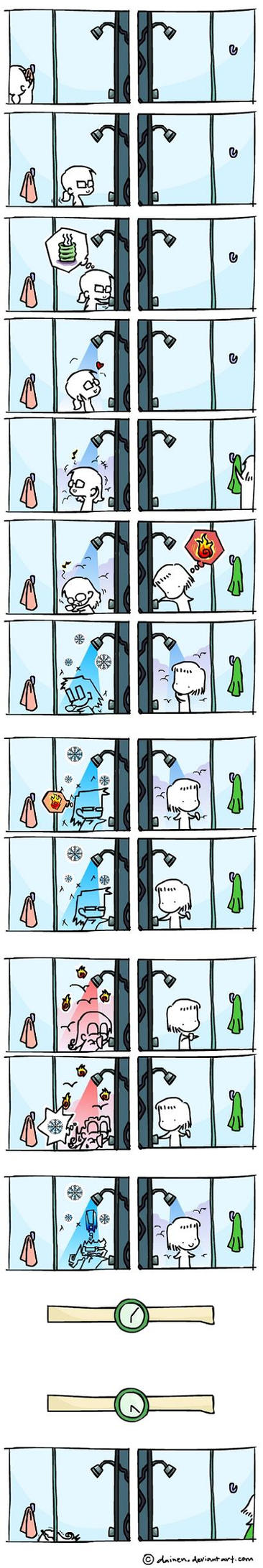 Shower by DaineN