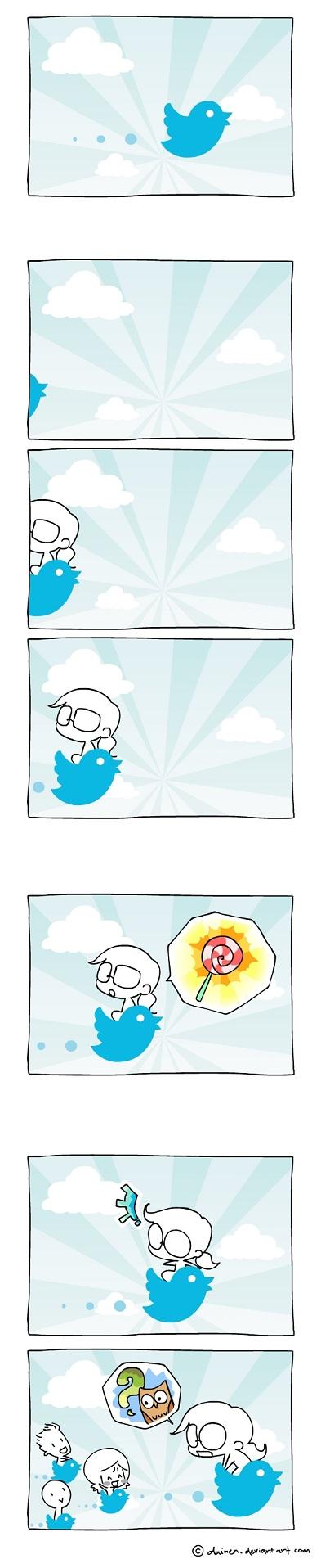 Twitter by DaineN