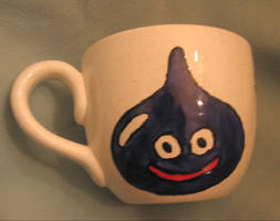 Dragon Quest Mug - Slime by MakaniKairen