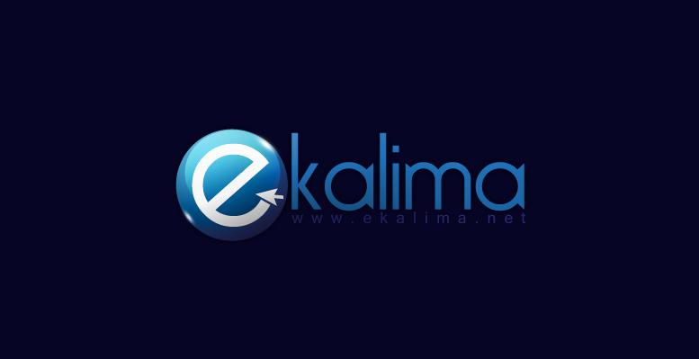 Logo - EKALIMA 3D by StarAlBaraka