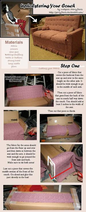 BJD Couch - Part 1