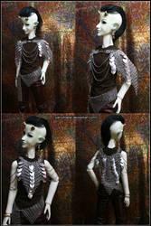 Alt ways to wear BJD loincloth