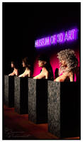 Female Busts ... by Giacomo-Bedardet