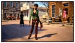 Jessica James - The Sheriff by Giacomo-Bedardet