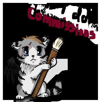Raven's Commissions by RavenGuardian13