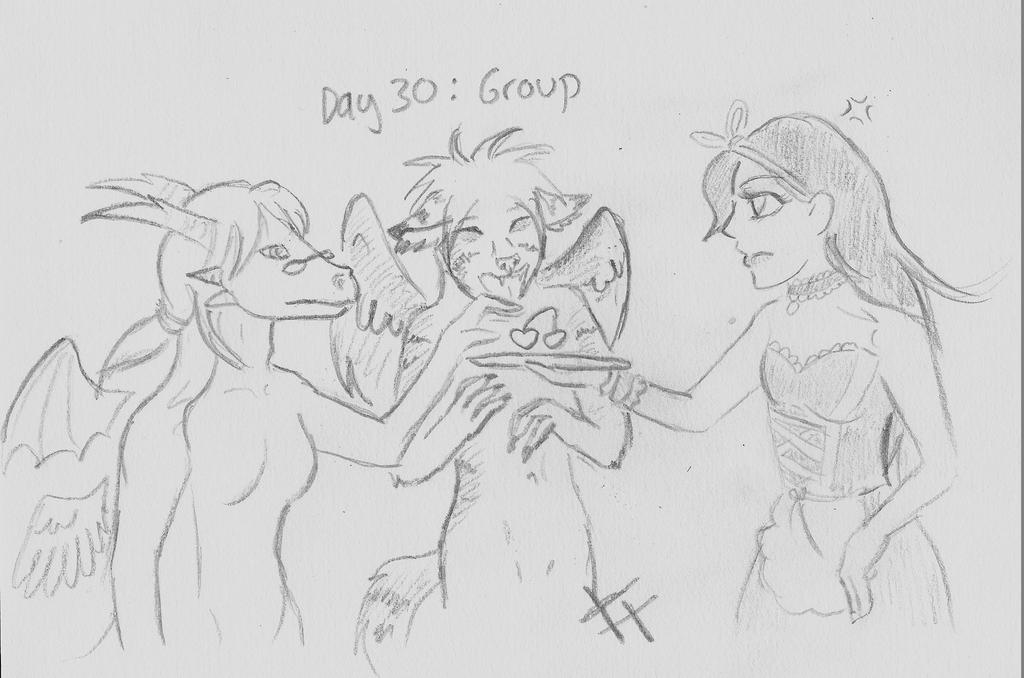 Day 30: Group by RavenGuardian13