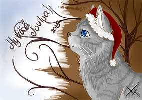 Merry Christmas 2015 by RavenGuardian13