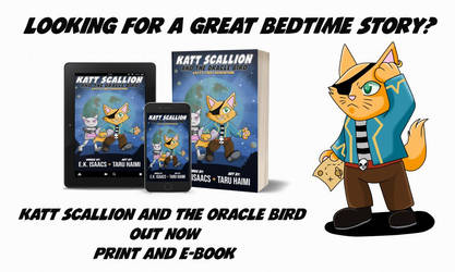 The Book: Katt Scallion and the oracle bird