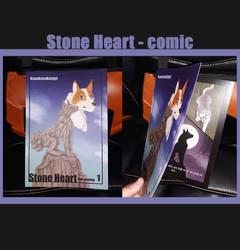 Stone Heart -comic