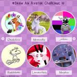 Avatar challenge [Insta]
