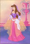OC character Starla Landale from Phantasy Star
