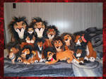 .:2011 Scar Plush collection:.