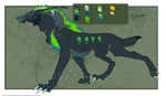 .: Gozah: 2012 Ref sheet (Revamped):.
