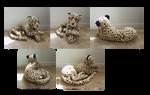 - Cheetah Plush -