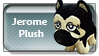 Jerome Plush Stamp by BeachBumDunkin