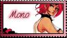 B: Quinto Espada, Mono Belmonte by ShadowHachia