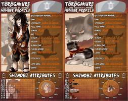 TG: Kohaku Kitsune [Timeskip | Arc 7 - 10] by ShadowHachia