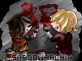 TG: Dancing bears by ShadowHachia
