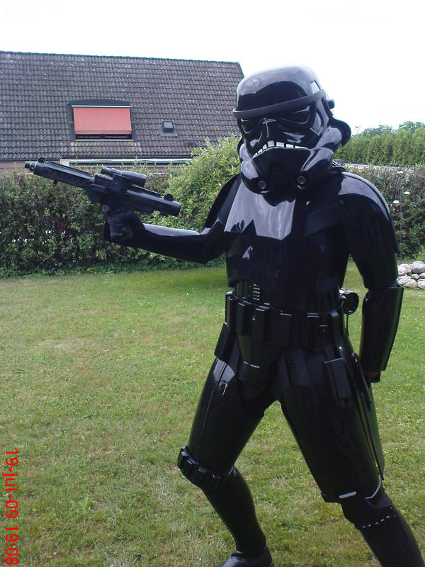 Shadow Stormtrooper armor by Kritzkreig ... & Shadow Stormtrooper armor by Kritzkreig on DeviantArt