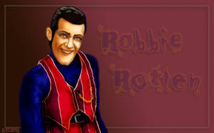 Robbie Rotten, first try by Kritzkreig