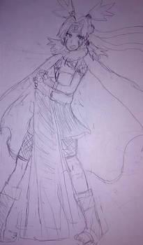 Fearless Temari [Naruto]