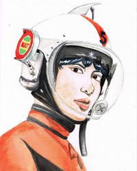 Yuriko Oka by Colleen80