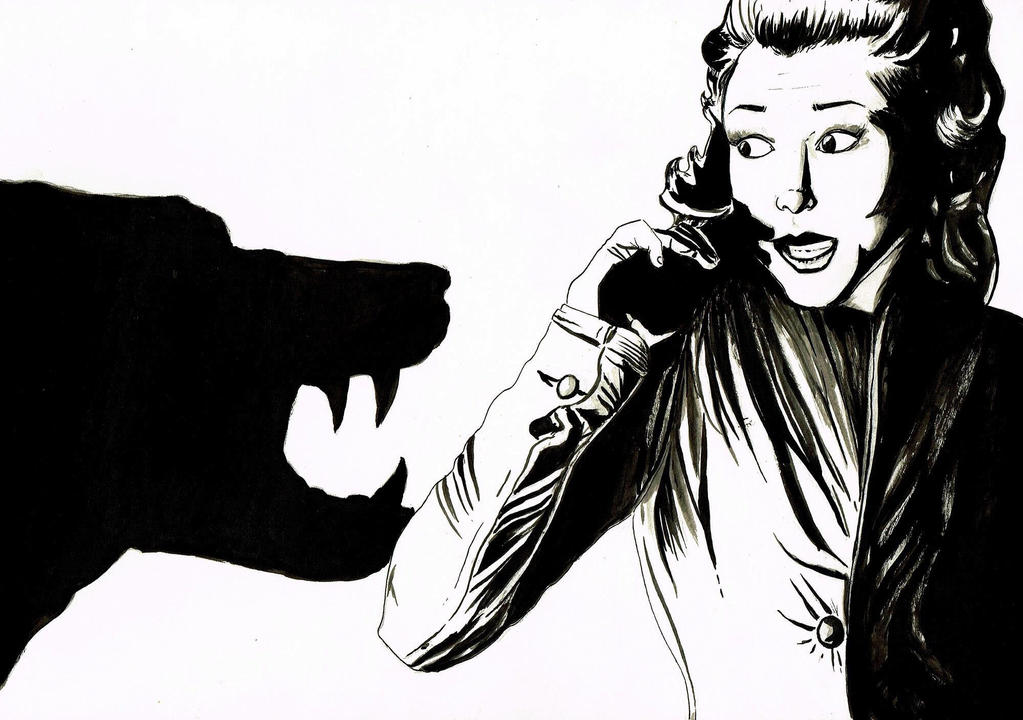 Evelyn Ankers by Colleen80
