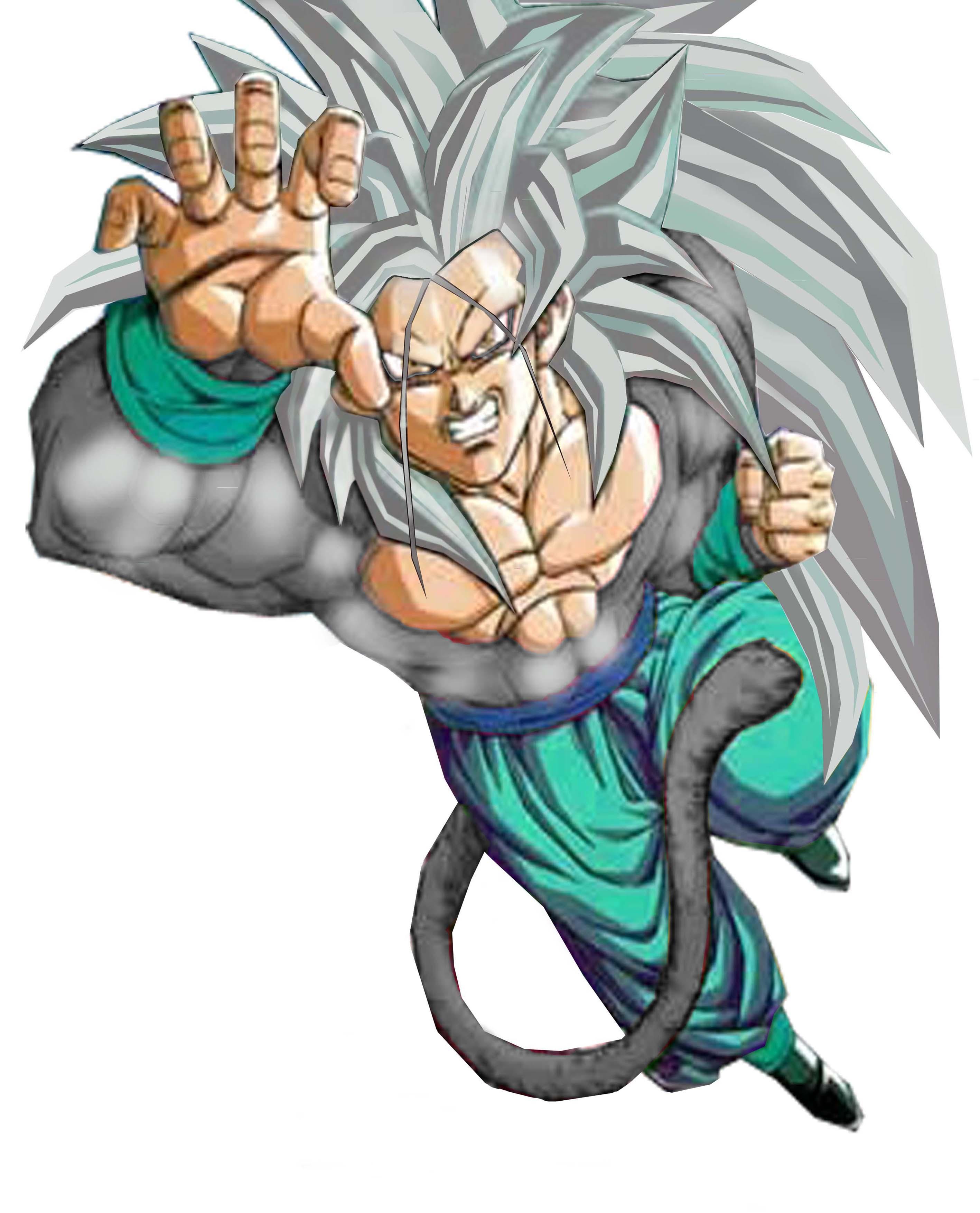 Faces De Goku Y Unos Cuantos Cap  Tulos