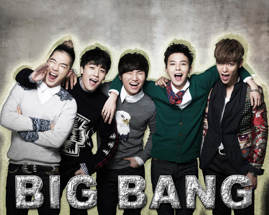 Big Bang Wallpaper version 2 by Yuccuska on DeviantArt