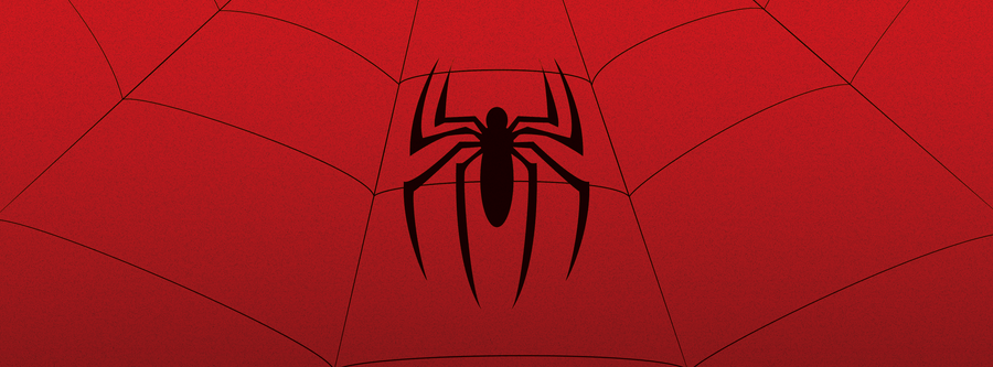 Spiderman Face Vector