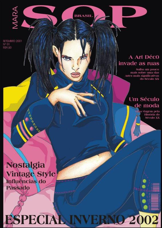 Mara Sop Magazine
