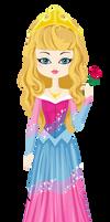 Princess Aurora by marasop