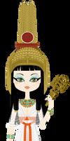 Queen Nefertari by marasop