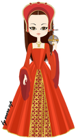 Anne Boleyn's style