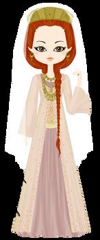 Kriemhild or Gudrun by marasop