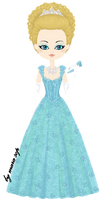 Cinderella from Once Upon a Time by marasop