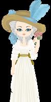 Marie Antoinette scandalous chemise