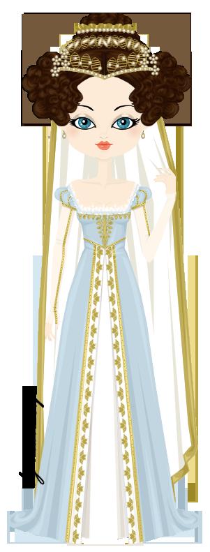 Amelie of Leuchtenberg by marasop