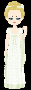 Emma Woodhouse by marasop