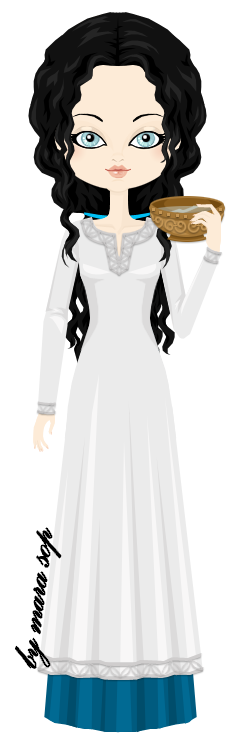 Tuala from The Bridei Chronicles