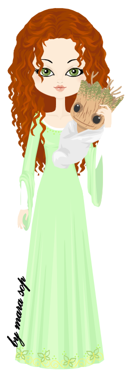 Clodagh of Sevenwaters