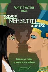 Nefertiti bookcover Michele Moran