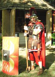 Centurion by le-hana