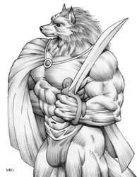 Fox Demon by Jay-Shell