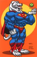 Krypto the Superdog by Jay-Shell