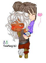 Collab with Timefang143-d6 by AChan-Adopts