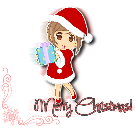 Merry Christmas ::ID:: by 07181997
