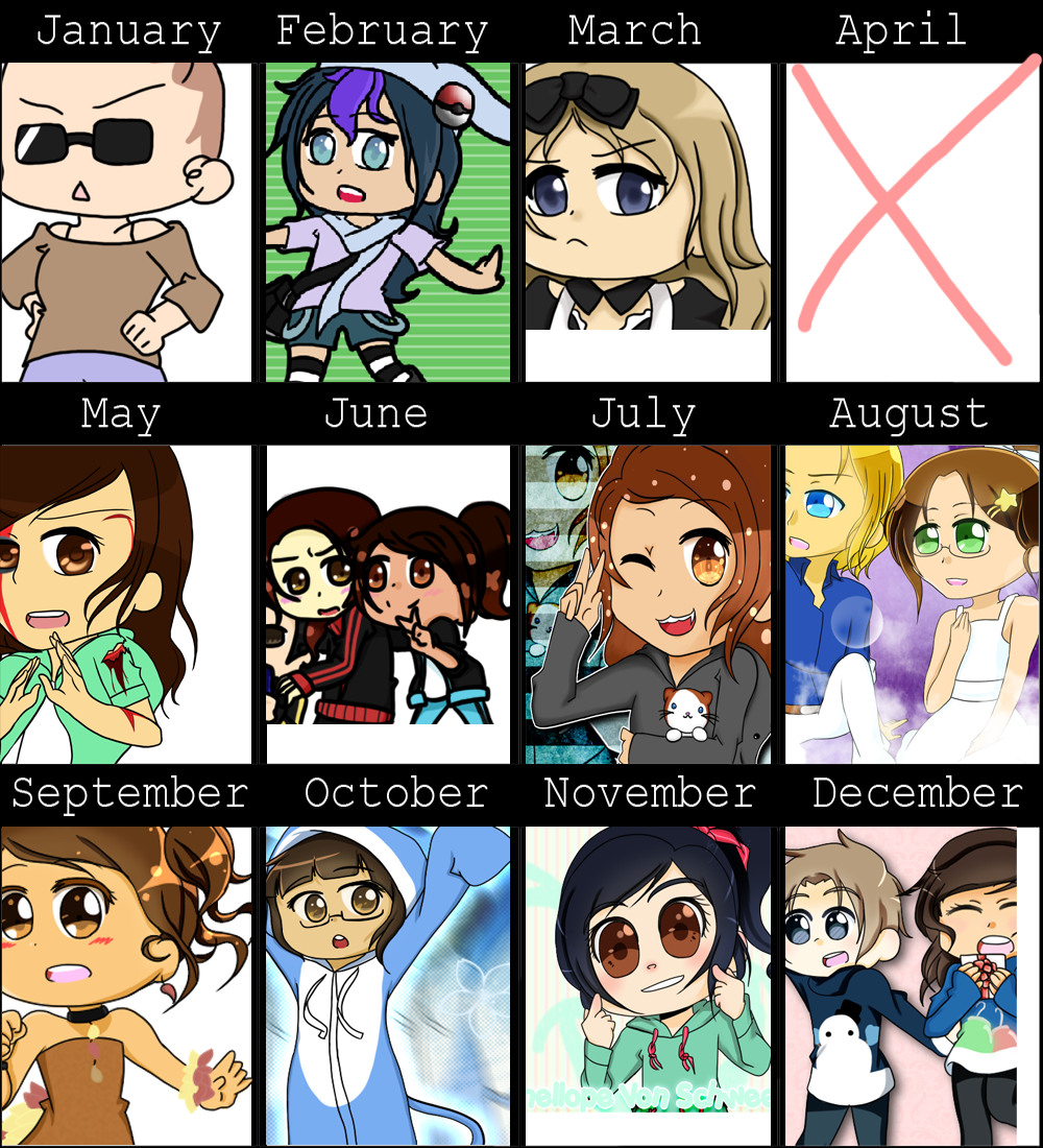 2012 Art Summary by 07181997